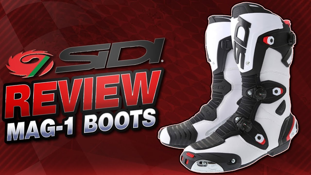 sidi mag 1 boot review from youtube. Black Bedroom Furniture Sets. Home Design Ideas