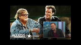 Norm Macdonald: Chris Farley 'Never Knew He Was Funny' | Access Hollywood
