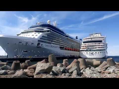 Royal Caribbean Navigator of the Seas tour