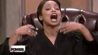 YOUNG JUDGE LIN TOLER GOES OFF...DUDE KEPT RUNNIN\' HIS MOUTH...HE GO LEARN TODAY!!!