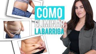 Tipos de barriga y cómo eliminarlas | Cómo perder peso y panza | GymVirtual