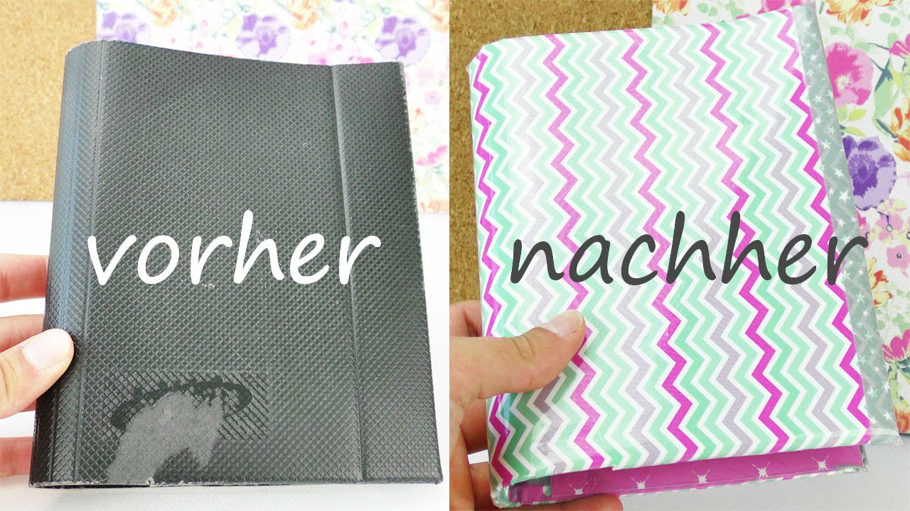 diy aus alt mach neu filofax selber machen alter. Black Bedroom Furniture Sets. Home Design Ideas