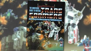 Unofficial Guide to Vintage Transformers (Review)