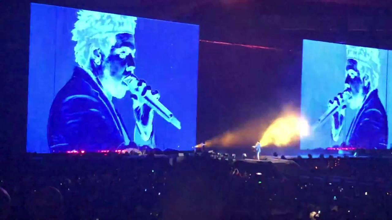 Beyoncé & Jay Z - Beach Is Better (Encore) / Formation (Live) - OTR II Tour - 8/31/18 - Miami #1