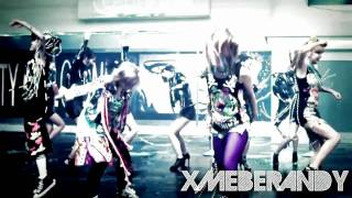 2NE1 - Ugly Instrumental [OFFICIAL]