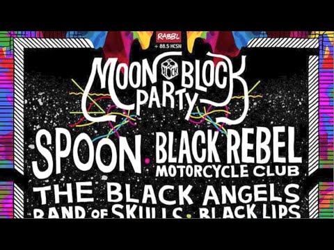 Moon Block Party - Pomona FairPlex, CA - Oct 18, 2014