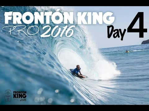 Gran Canaria Fronton King Pro 2016 Highlights day 4