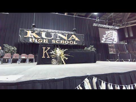 Kuna High School Class of 2021 Graduation