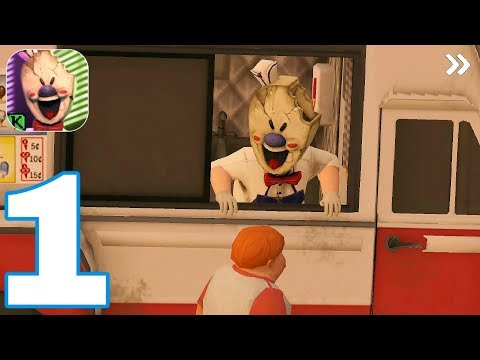 Ice Scream | Now Game | Gameplay Walkthrough | PART 1 (iOS, Android)