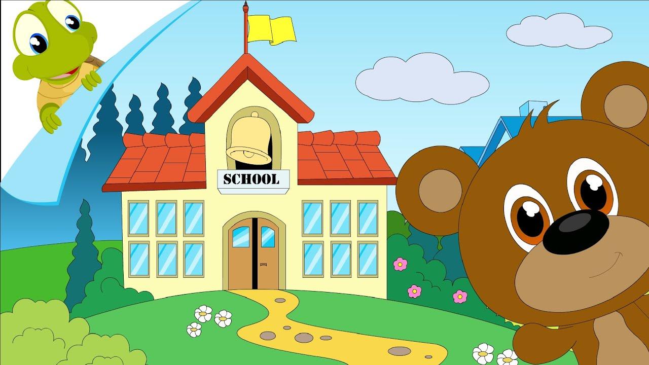 Teddy Bear Teddy Bear turn around - Nursery Rhyme - YouTube