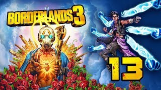 ŁAPIEMY POKEMONY W BORDERLANDS [HANTAA&TIVOLT] || Borderlands 3 [#13]