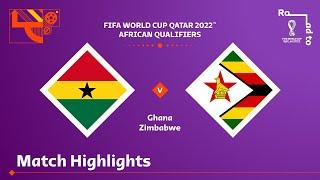 Гана  3-1  Зимбабве видео