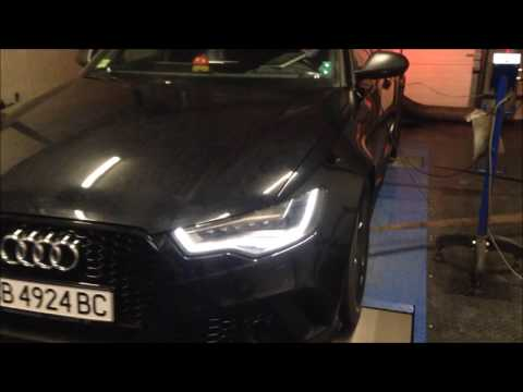 Audi RS6 C7 4 0TFSI 888 h p  1180 Nm Madness Motorsport