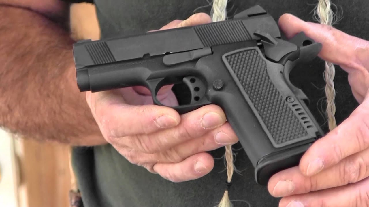 Shooting The American Tactical Imports Lightweight Fatboy 45 Acp