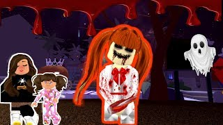 Gambar cover HAUNTED DOLL ANNABELLE TRIED TO KILL ME & MY DAUGHTER! -(Royale high Halloween Movie)