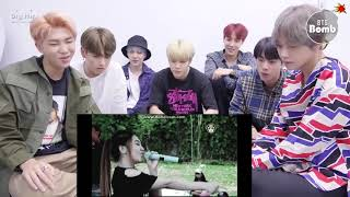 Gambar cover BTS REACTION ¦ KAGUM MENDENGAR SUAR -  VIA VALLEN  Ddu Du Ddu Du  Black Pink Koplo Version 2019