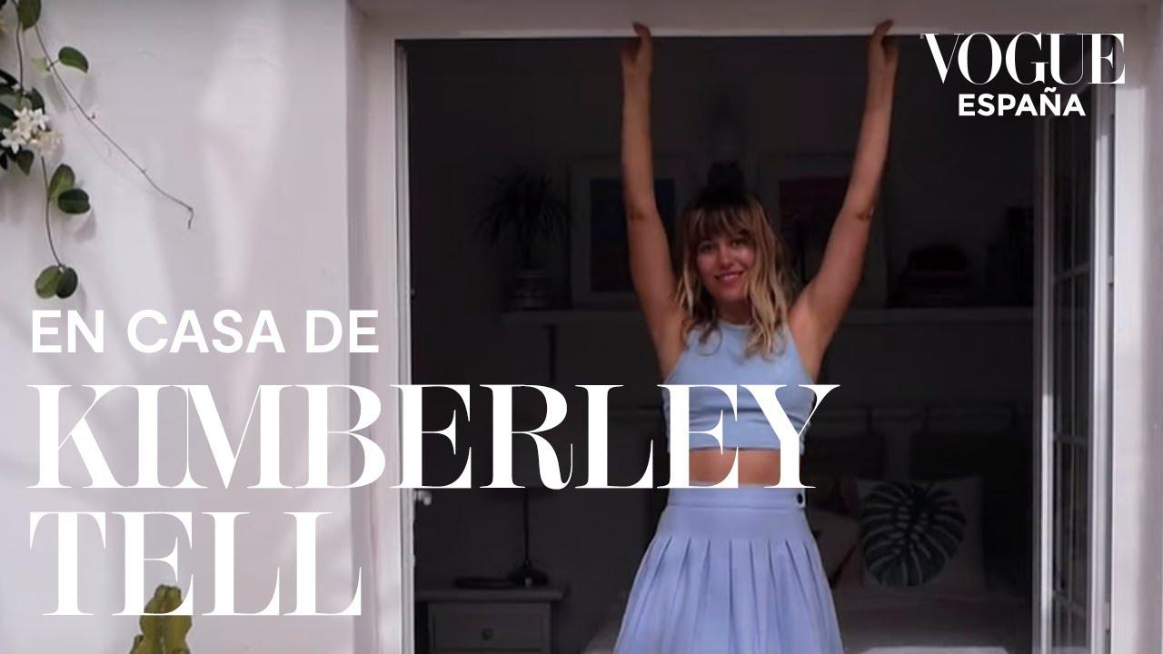 En casa de Kimberley Tell | En casa de | VOGUE España