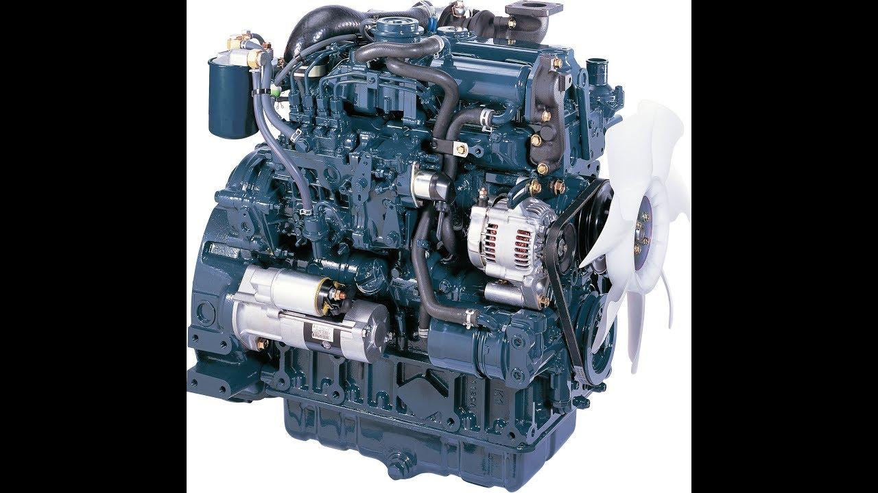 Как найти номер рамы и двигателя японского трактора!