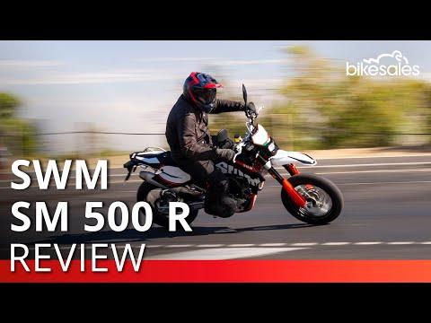 2019 SWM SM 500 R Review | bikesales