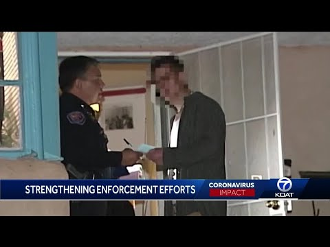 New Mexico Agencies To Crackdown On Parties And Large Gatherings