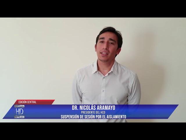Nicolás Aramayo HCD