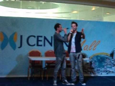a1  At J Center Mall  Intro & Christmas Songs