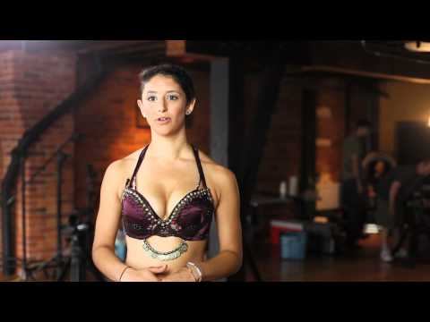 Bellyfit Testimonial // Tribal Fusion Bellydance Instructor & Performer: Gillian Cofsky video