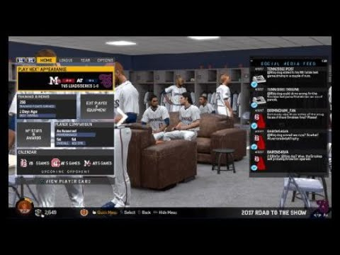 MLB® The Show™ 17 rtts big dog series ep2