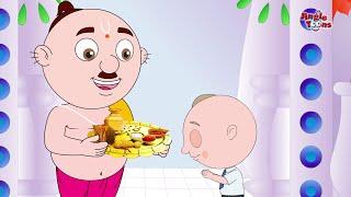 Namaste Ji | Buenos Hábitos a los Niños | Hindi Rimas & Canciones de Jingle Toons
