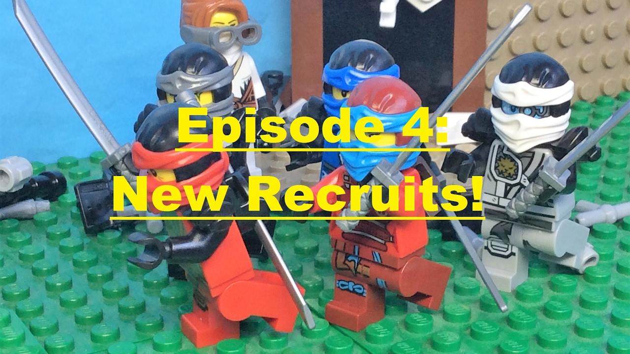 3ec36fba4fe LEGO Ninjago Time Jumpers: Ep.4-