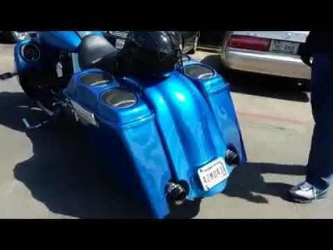Supreme Autoworks Bagger Bags Inc