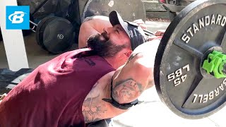 At Home Muscle-Building DTP Arm Workout | Kris Gethin