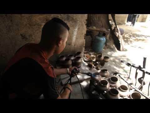 Film Documentaire Métiers du Feu - Fire Jobs