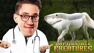 Professor Blood erschafft Mutanten | Impossible Creatures