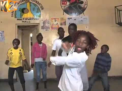 How Slum Children Are Using Dance To Overcome Miseries Of Poverty