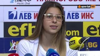 Наградиха Алекс Начева и Стойко Цонов за спортист и треньор на месец юли