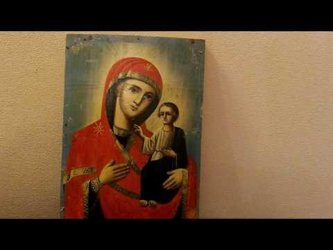 Икона Смоленская Божья матерь