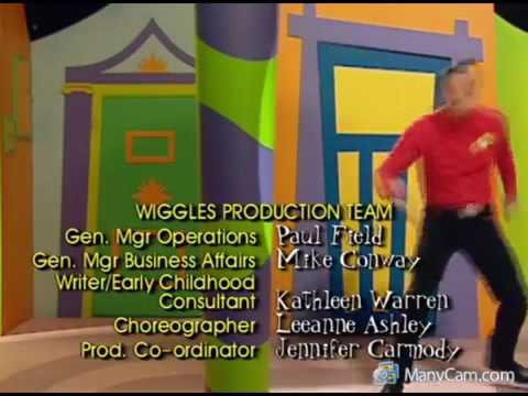 Network Wiggles End Credits