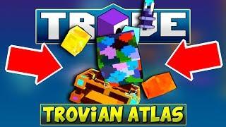 WHAT IS THE TROVIAN ATLAS? | NEW Trove Portal Hub