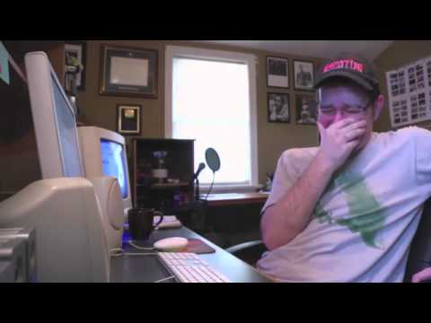 Angry Video Game Nerd reads fan mail
