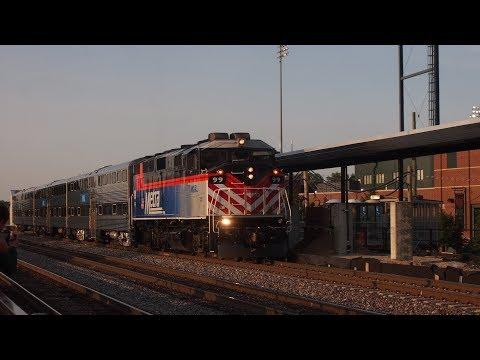Railfanning Plainfield, Tinley Park and Joliet. Lots of surprises!!!!!!