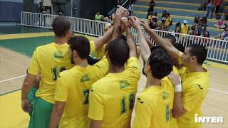 Inter Men's Volleyball Team