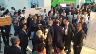 Սերժ Սարգսյանն այցելել է «ԴիջիԹեք էքսպո 2016» տեխնոլոգիական ցուցահանդես