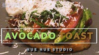HOW TO MAKE THE BEST AVOCADO TOAST[RECIPE]간편한 아보카도 토스트 만들기