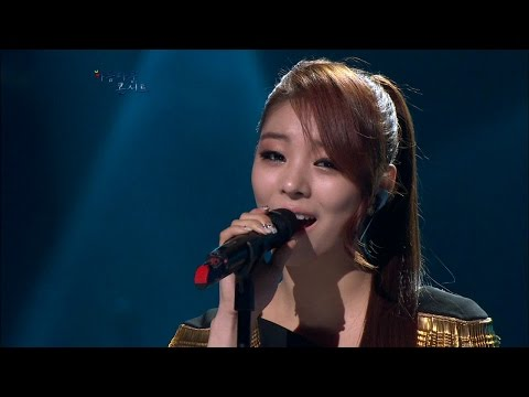 【TVPP】Ailee  Stand Up For Love, 에일리  Stand Up For Love @ Beautiful Concert