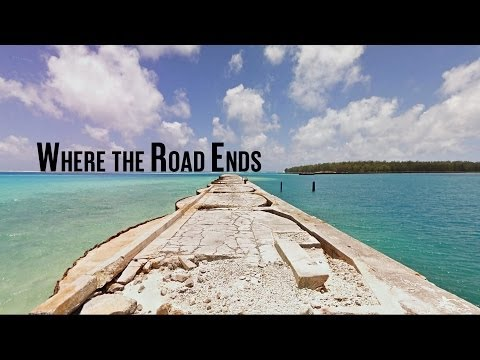 Where the Road Ends: A Travel Video Shot With Google Street View