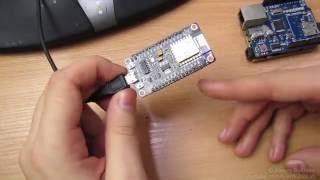 Получаем данные о погоде из интернета при помощи ESP8266