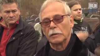 Trauer auf Beerdigung - Die Ludolfs nehmen Abschied von Bruder Günter