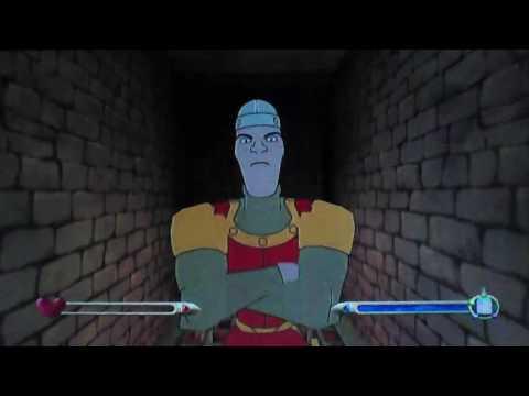 Dragon's Lair 3D - Forge + Antre du Sorcier