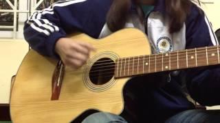 Nhìn lại - guitar cover
